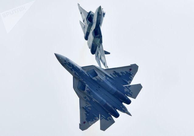 《国家利益》杂志称苏-57无战斗力