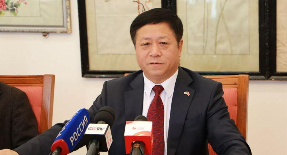 中国驻俄大使:中俄两军将进一步加强合作意愿、拓宽合作领域、深化合作内容