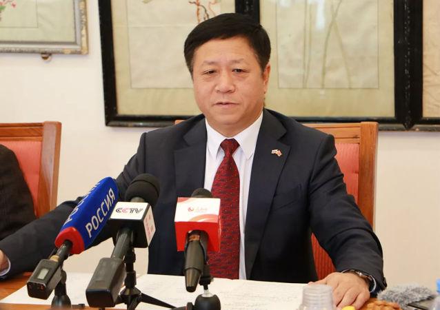 中国驻莫斯科大使张汉晖