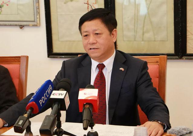 中国驻俄罗斯大使张汉晖
