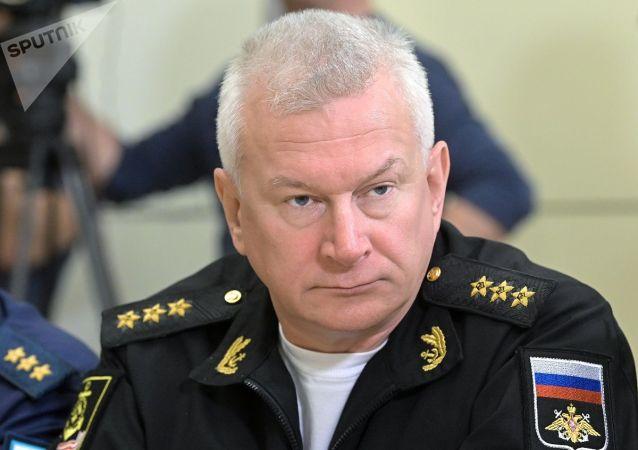 尼古拉•叶夫梅诺夫