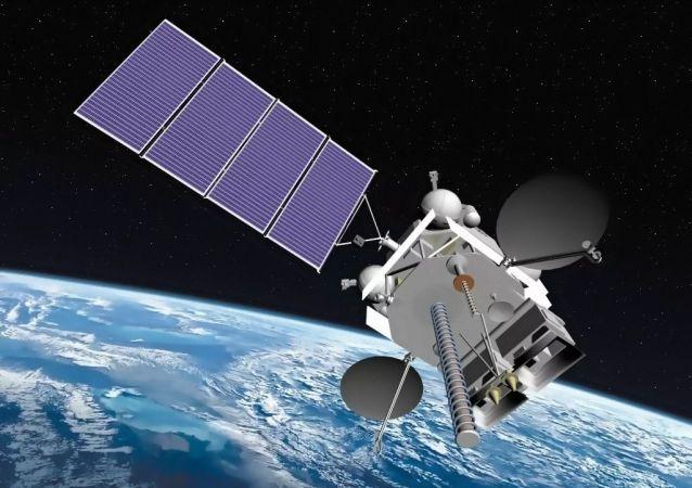 """俄罗斯""""电子-L""""气象卫星"""