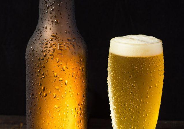 俄斯维尔德洛夫斯克州对华啤酒出口量增长将近6倍
