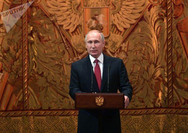 普京将于12月26日出席大剧院举办的新年晚会