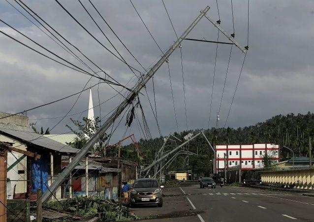 台风造成的后果(菲律宾)