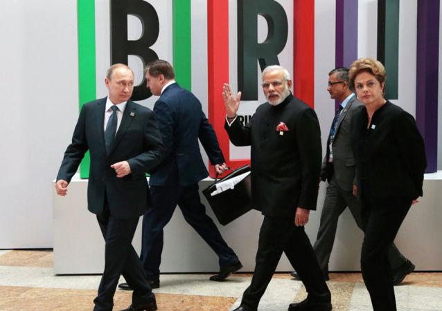 俄罗斯2020年担任金砖国家轮值主席国期间计划举行约150场活动