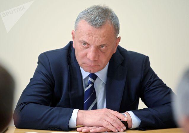 尤里·鲍里索夫