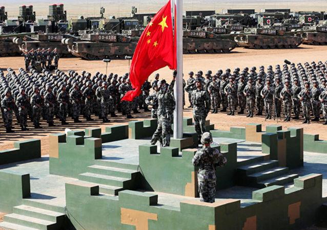 中国解放军