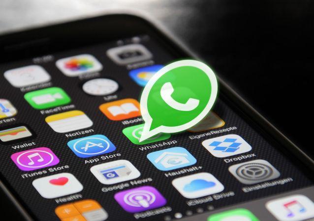 WhatsApp不再是最受欢迎的应用程序