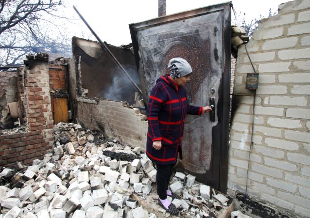 """""""顿涅茨克人民共和国""""领导人列举顿巴斯达成和解的关键方面"""