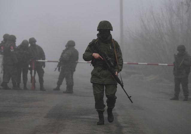 卢甘斯克代表:基辅以63名俘虏从卢甘斯克换回25人