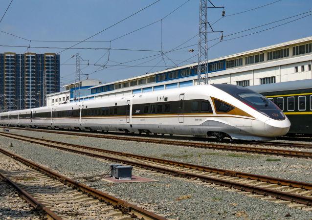 京张高铁太子城站成世界上首座进入奥运村高铁站