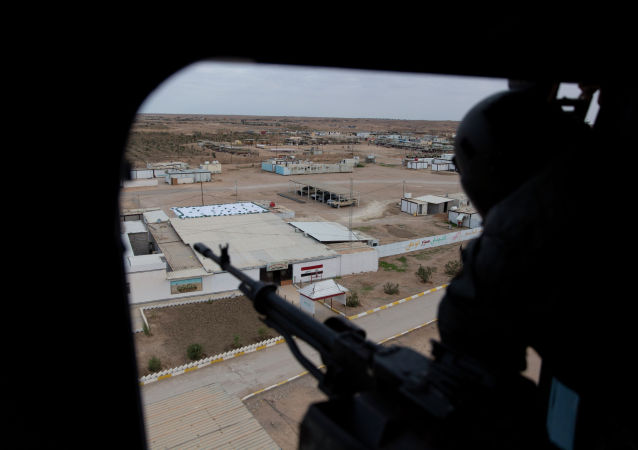 伊朗外交部:德黑兰认为美国对伊拉克的袭击是恐怖主义行为并要求其撤出该地区
