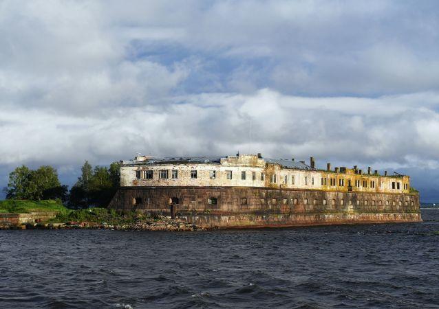 芬兰湾克伦什洛特要塞