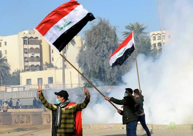 媒体:伊拉克军队否认巴格达以北塔吉地区遭空袭的事实