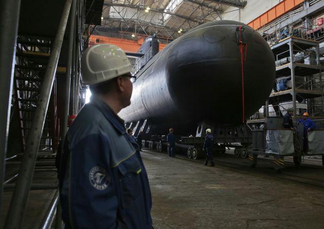 """""""拉达""""潜艇的建造因供应商问题推迟"""