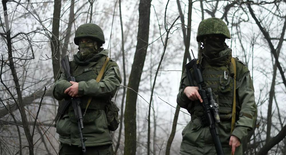 顿涅茨克人民共和国指责乌军违反停战协定