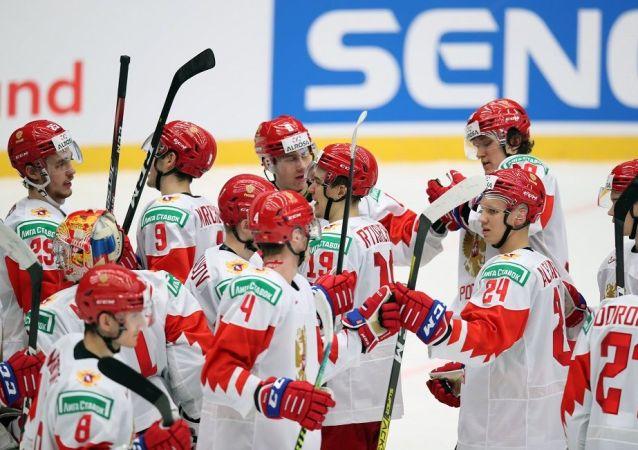 俄罗斯冰球国青队