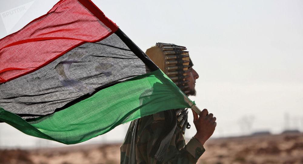 利比亚联合军事委员会成员签署多项协议文件