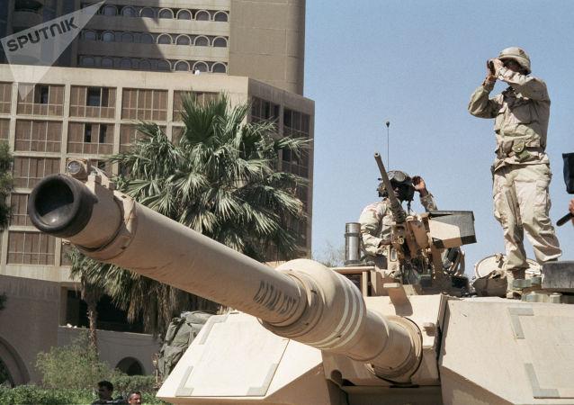 伊军发言人:伊拉克限制驻伊美军的行动自由