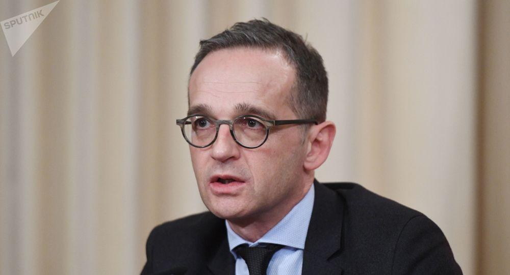 德国外交部长马斯