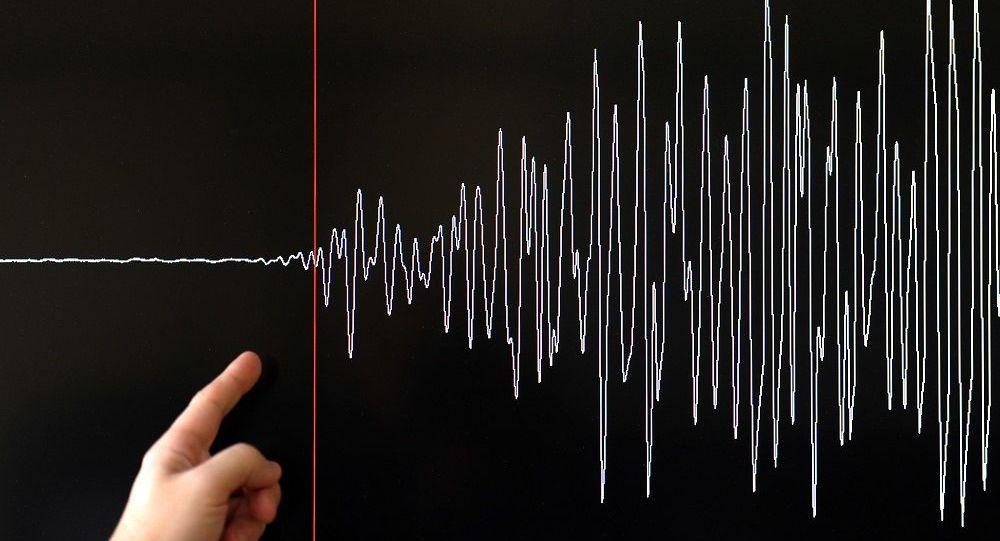 墨西哥中部沿岸远海发生6.2级地震