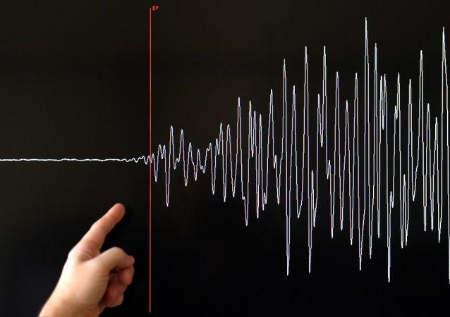 新疆发生6.4级地震