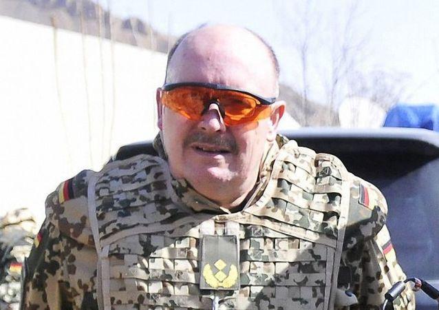 德国联邦国防军对外军事任务司令部司令埃里希·普费弗