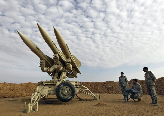 伊朗防空兵