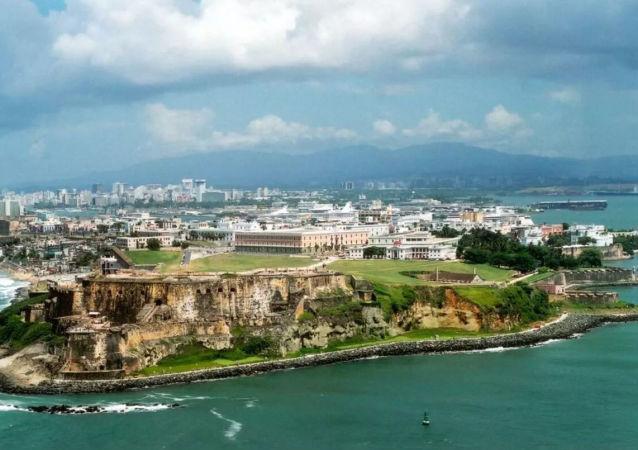 波多黎各首府圣胡安