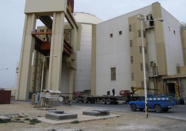 布什尔核电站