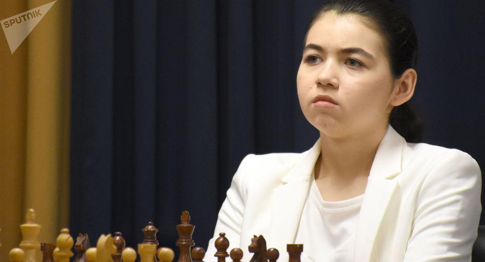 俄罗斯棋手亚历山德拉∙戈尔亚齐金娜