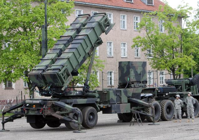 美国爱国者防空系统在波兰