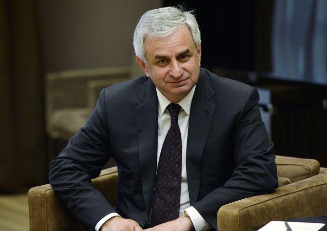 阿布哈兹总统哈吉姆巴