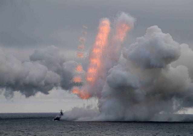 俄罗斯和埃及军舰将于11月21日赴黑海举行联合演习