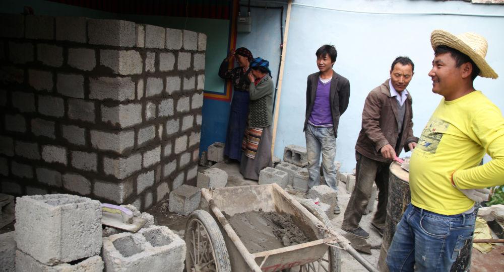 """俄媒:""""厕所革命""""大大提升了西藏对外形象"""