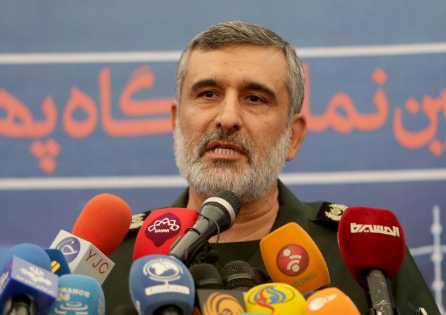伊朗伊斯兰革命卫队空军指挥官哈吉扎德