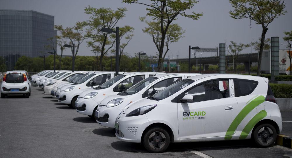 中国将继续对电动汽车进行补贴