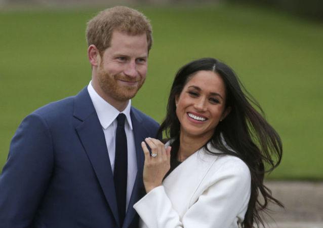 哈里王子之妻梅根·马克尔