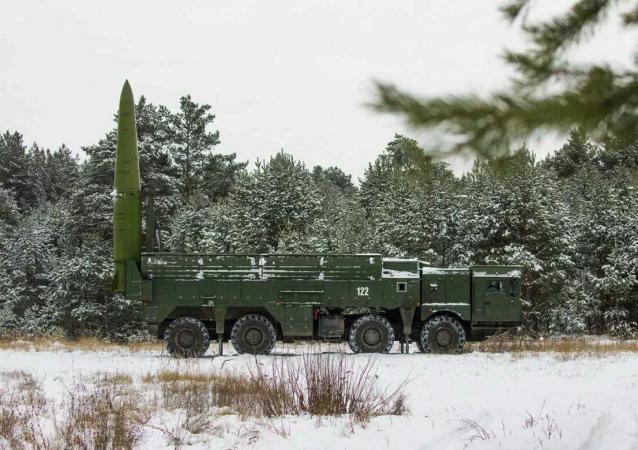 """北约宣称将对俄""""伊斯坎德尔-M""""使用新型导弹作出回应"""