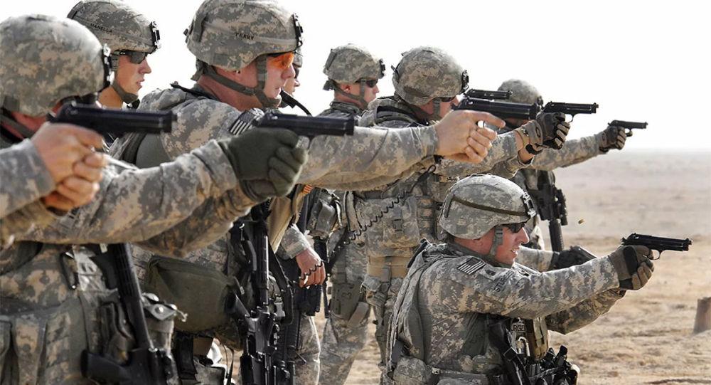 美军在伊拉克