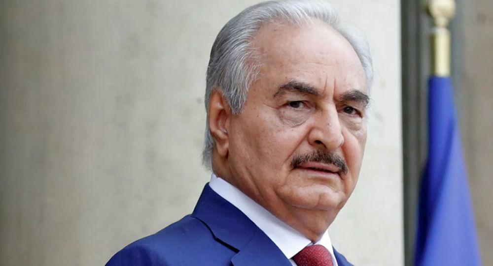利比亚总统委员会:哈夫塔尔宣布军队接管国家政权他这是想填补军耗