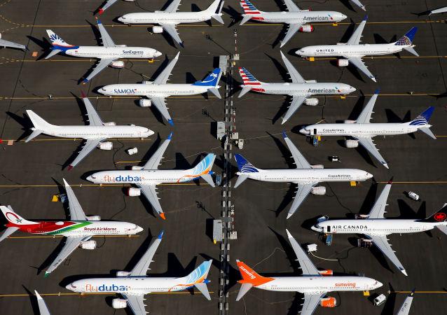 737 MAX型客机