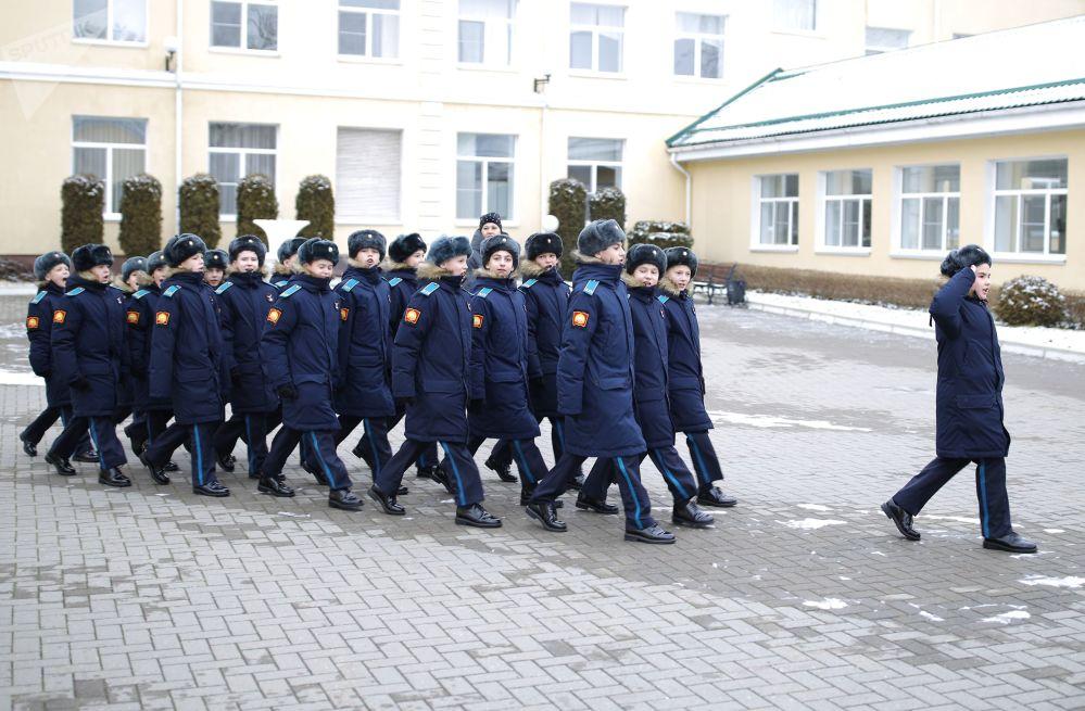 斯塔夫罗波尔总统士官武备学校