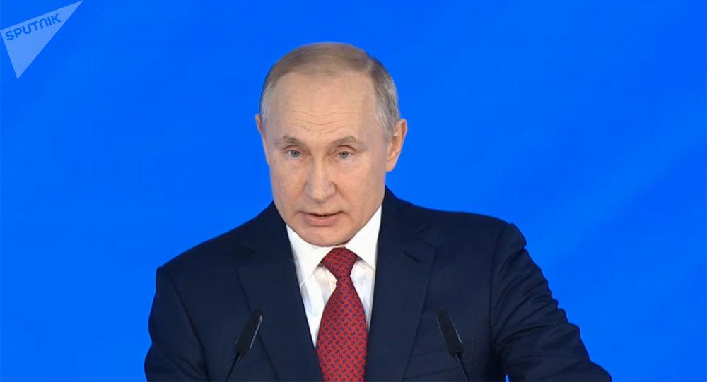 普京讲述令其震惊的伟大卫国战争期间的事实