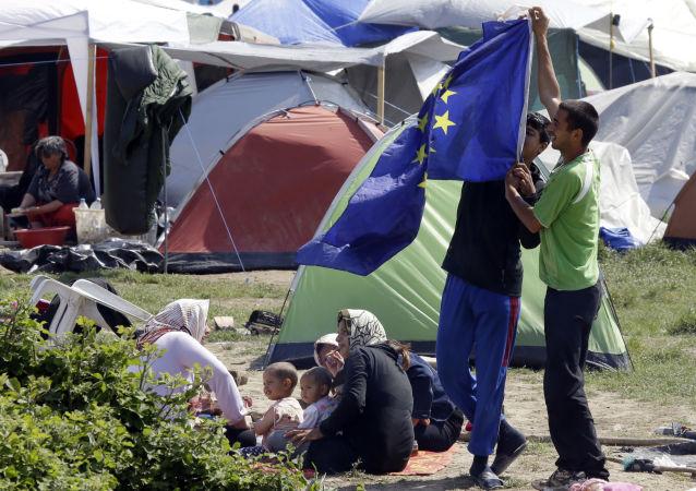欧盟边境管理局预计将会有大批移民涌向希腊