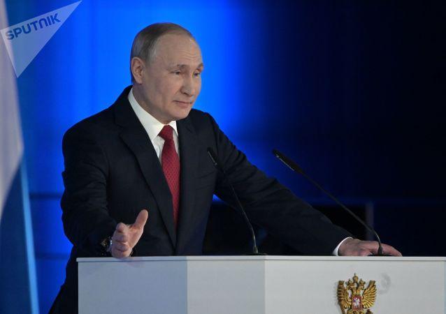 普京在政治中使用柔道规则:尊重对手不硬干