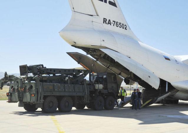 埃尔多安:尽管遭遇阻力俄土坚决完成S400导弹供应合同