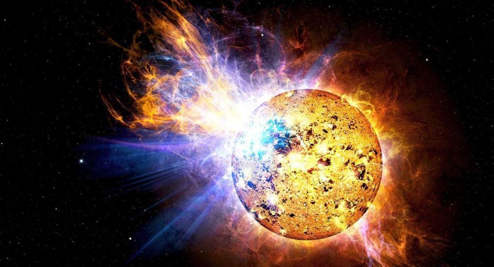 科学家称近期太阳耀斑爆发不影响人类生活