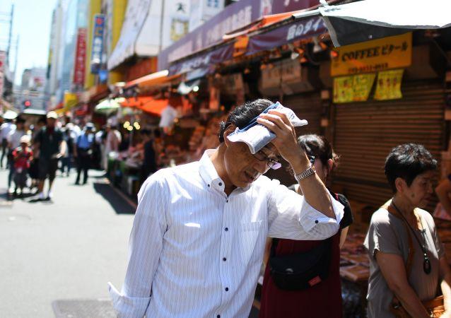 自8月初以来酷暑已致东京103人死亡